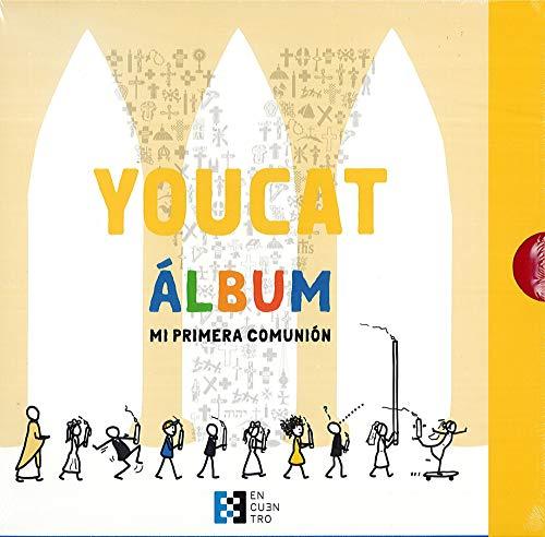 Youcat. Estuche Regalo Primera Comunión (Biblia + Album Primera Comunión): Youcat Album + Biblia Youcat (FAMILIA YOUCAT)
