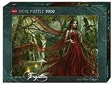 Heye- New Red Standard 2000 Piezas, Chris Ortega, Color Plata (KV&H Verlag GmbH 29832)