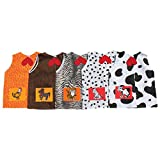 Dexter Educational Toys DEX308 Animals Toddler Dressups Set, Set of 5, Grade: 5 to Kindergarten (Pack of 5)