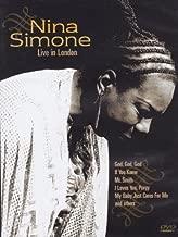 Simone, Nina Live In London [US-Version] Mainstream Jazz