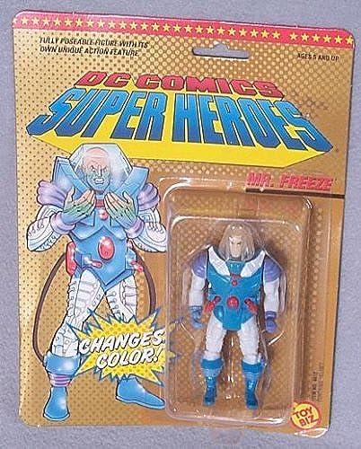 centro comercial de moda DC Comics Super Super Super Heroes Mr. Freeze Action Figure by Toy Biz  gran descuento