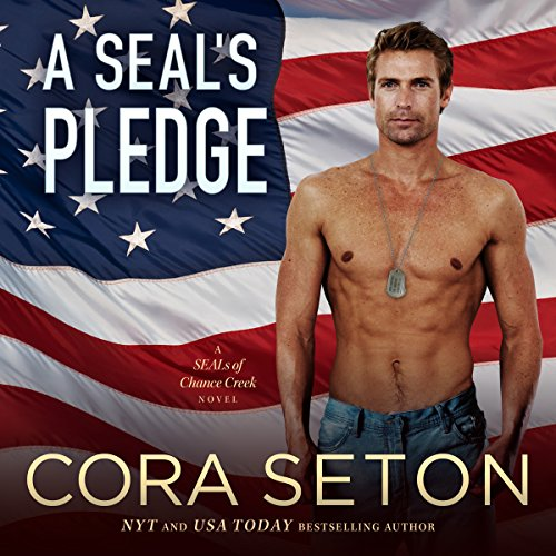 A SEAL's Pledge audiobook cover art