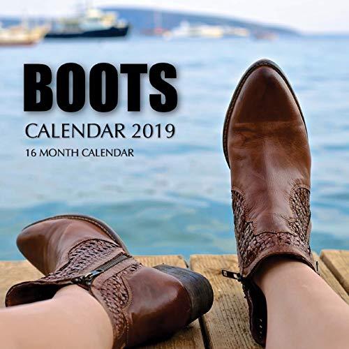 Boots Calendar 2019: 16 Month Calendar