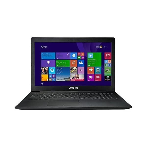 Asus X553MA-XX102H 15.6 inche Laptop Intel Celeron Dual Core N2830 2.16 GHz turbo speed upto 2.41 GHz, 4GB RAM, 1 TB HDD, HDMI, Bluetooth, Gigabit Fast Ethernet, WLAN, Integrated Webcam, Windows 8.1, 1 Year Warranty. 3