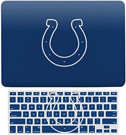 G III Sports Indianapolis Colts New 2020 MacBook air 13 Case Laptop Hard Case and Keyboard Film product image