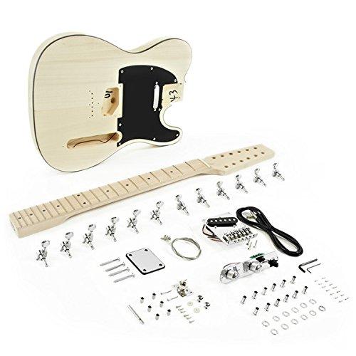 Kit de Bricolaje de Guitarra Eléctrica Knoxville de 12 Cuerdas ...