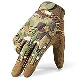 XYBB Gants Tactique Militaire de l'armée de tir Paintball Airsoft Combat vélo en...