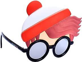 Sun-Staches Where's Waldo Glasses Standard