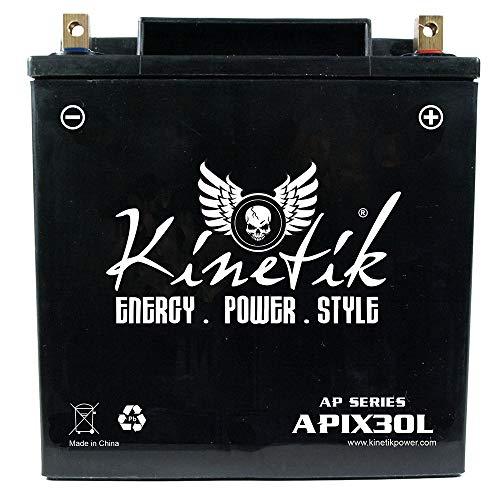 Kinetik 12V 30Ah Battery for Polaris 570 RZR 570 EPS 2013-2016