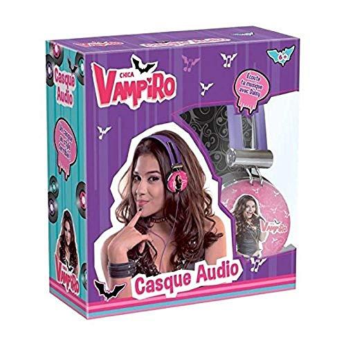 Canal Toys - CT45010 - Accessoire pour Instrument de Musique - Chica Vampiro - Casque Audio