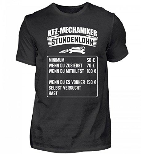 Hoogwaardig herenshirt – ideaal voor elke automonteur!