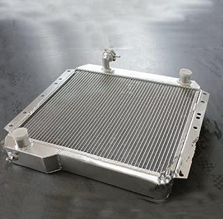 GOWE radiator For aluminum radiator For Toyota Land Cruiser BJ40/BJ41/BJ43/BJ44 B 3.0 DIESEL 74-80 75