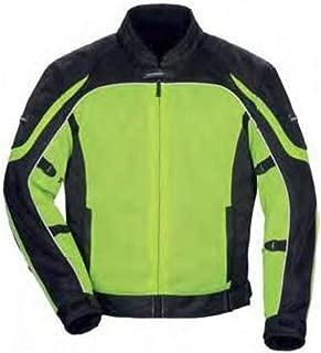 TourMaster Men's Intake Air 4.0 Jacket Hi-Viz Yellow/Black X-Large
