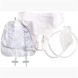 جامع البول المحمولة مبولة reusable قابلة لإعادة الاستخدام/الإناث السراويل سلس البول مع 2 حقيبة البول والدليل سهلة التنظيف...