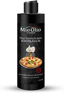 MIOOLIO 1 x 200 ml Knoblauchöl Gewürzöl