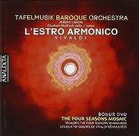 L'Estro Armonico by TAFELMUSIK BAROQUE ORCHESTRA (2007-11-06)