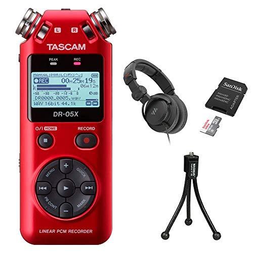 tascam dr-05x stereo handheld recorder Alaska