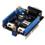 CAN-BUSシールド TFカードスロット 周辺インターフェースモジュール 拡張ボード Arduino互換可-CAN-BUS Shield V2.0