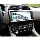 SHAOHAO Protector de pantalla para Jaguar GPS de 10,2 pulgadas, transparente, resistente a los arañazos 9H antihuellas, cristal templado