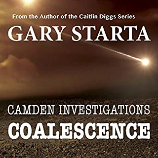Coalescence audiobook cover art