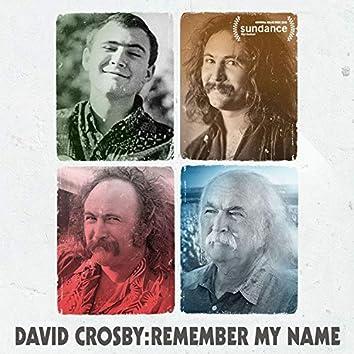 David Crosby: Remember My Name (Original Score)