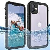 Shellbox Unterwassergehäuse für Orignal iPhone 11 (6.1inch) Unterwasser, Lebensnachweis,...
