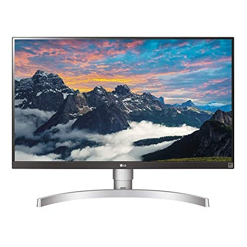 LG27UK650 Monitor, 27