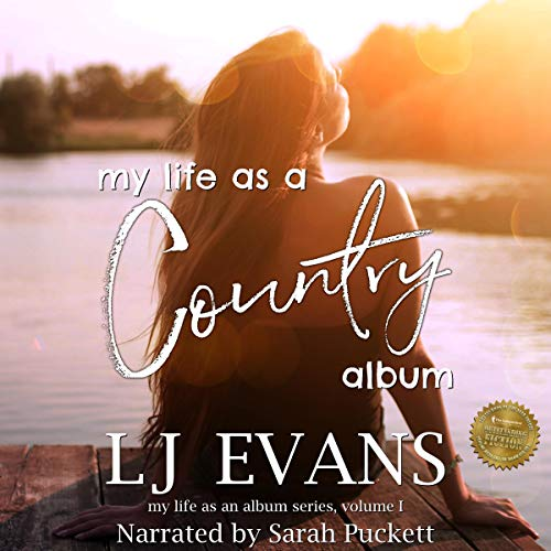 my life as a country album audiobook cover art