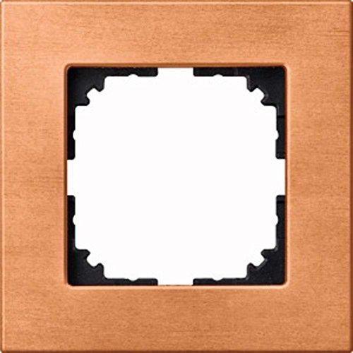 Merten MEG4051-3470 Holzrahmen, 1fach, Buche, M-PLAN