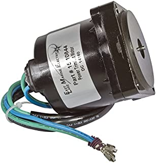 ELM Products Compatible with Evinrude Johnson T/T Motor 2 Wire 4 Bolt Mount 75-250 HP FFI 438786 6238 18-6281
