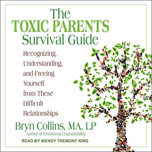 The Toxic Parents Survival Guide Audiobook By Bryn Collins MA LP cover art