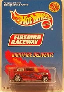 Hot Wheels Firebird Raceway Nightfire Delivery #16813