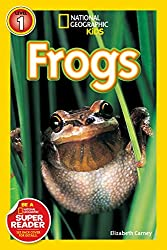 Children's Books for Family Camping - Frogs