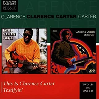 Testifyin/This Is Clarence Car by C Carter (1998-09-15)