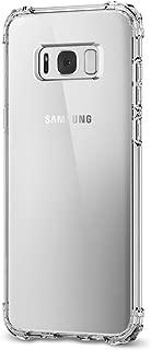 Capa Protetora Crystal Shell, Spigen, Galaxy S8, Capa Anti-Impacto, Crystal Clear