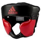 Casque de boxe 'response' Adidas noir et rouge -...