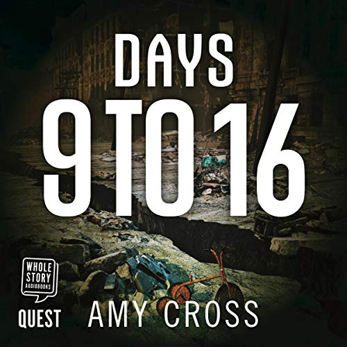Days 9 to 16  By  cover art