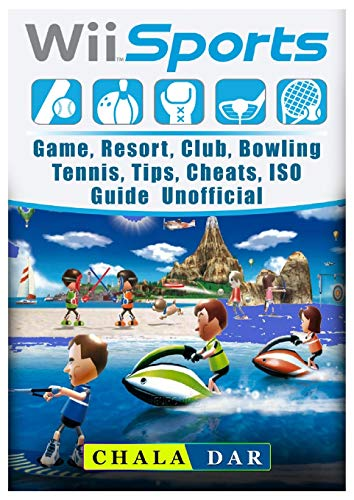 Wii Sports Game, Resort, Club, Bowling,...