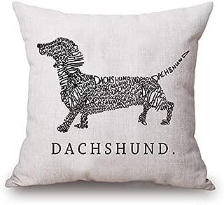 Best dachshund throw pillow Reviews