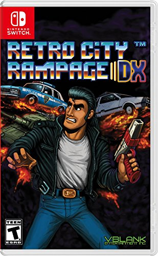 Retro City Rampage DX - Nintendo Switch