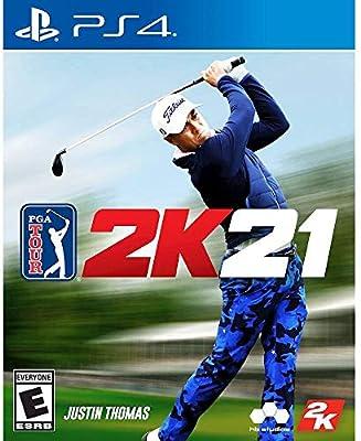 PGA TOUR 2K21 PlayStation