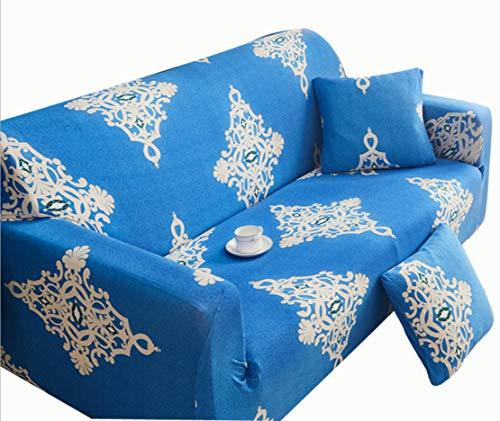 LDSHW Daunenjacke,Doppelseitiger ultraleichter Windbreaker-Daunenmantel für Damen mit Einer Tasche, Marine und Blau, XXXL