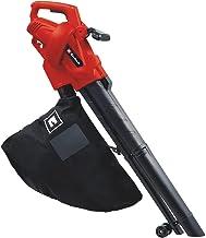 Einhell Elektrische Bladblazer GC-EL 2500 E (2500 W, tot 240 km/h, 40 L opvangzak, snelheidsregeling, draagriem, schakelaa...