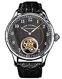 SU8000SB Tourbillon Master Seagull ST8000 Reloj mecánico automático para hombre con movimiento de cristal de zafiro 1963