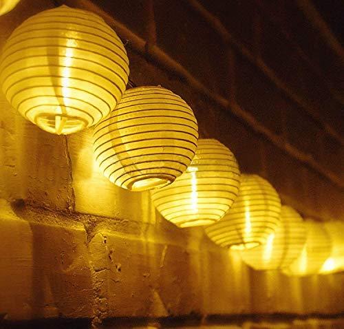 Decoración Halloween, cadena de luces, 3 Pq 20 LED.