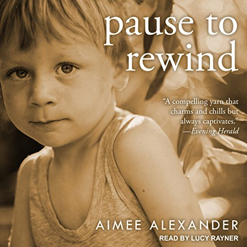 Pause to Rewind audiobook cover art