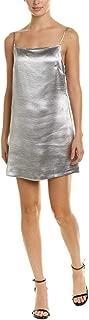 Womens Katie Spaghetti Strap Mini Slip Dress