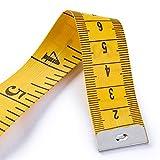 Prym Maßband Profi Fiberglas 254 cm 100 inch 282675-Metro a Nastro Professionale, in Fibra di Vetro, PVC, Giallo, 1-Confezione