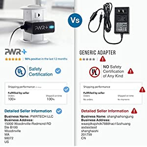 Pwr+ UL Listed EXTRA LONG 6.5 Ft AC Adapter 2.1A Charger for Samsung-Galaxy S S2 S3 S4 S6 S7 Edge Plus Active Mini; Note II III 2 3 4 5; J3 J5 J7; Tab A E 3 4 7.0 8.0 8.4 9.7 10.1 Pro Kids Pad Lite Nook Alpha Mega Avant Light Exhibit Centura Core Prime Round Ace Nexus Grand Proclaim Mega Brightside / Motorola Droid Razr Maxx Moto G X / LG G2 G3 G4 K8 / HTC ONE DNA / Nexus 9 Player / HTC ONE A9 M9 Cell-Phone-Tablet-Charger AC Power Cord
