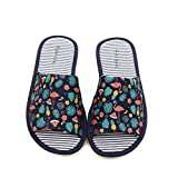 GARZON - Zapatilla CASA P400.177-BLM para: Mujer Color: Azul Marino Talla: 38